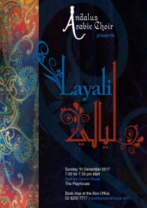 AAC Layali flyer